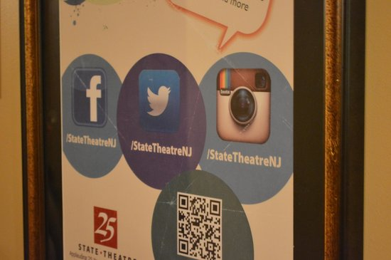 State Theatre: they have face book, twiter and instagram, why?