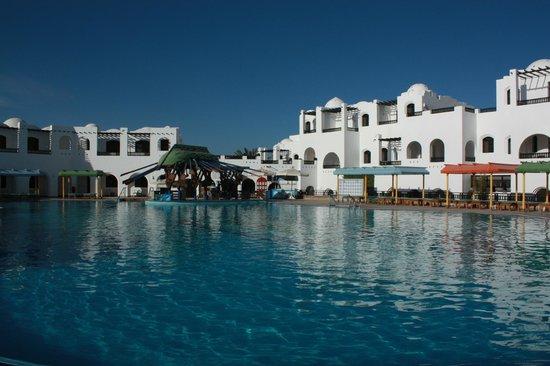 Arabella Azur Resort: Территория отеля
