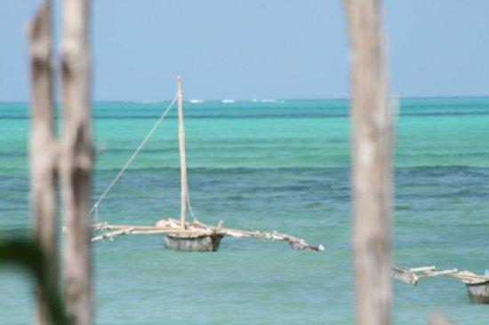 Coco Beach Hotel: vue du restaurant