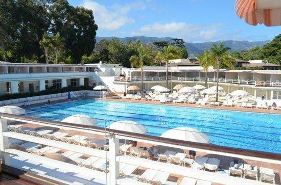 Four Seasons Resort The Biltmore Santa Barbara: Coral Beach Club