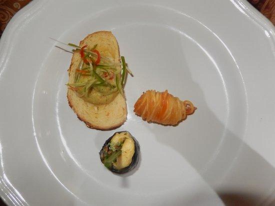 Ubud Green: Diner