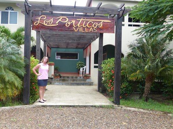 Los Porticos Villas: Main Entrance