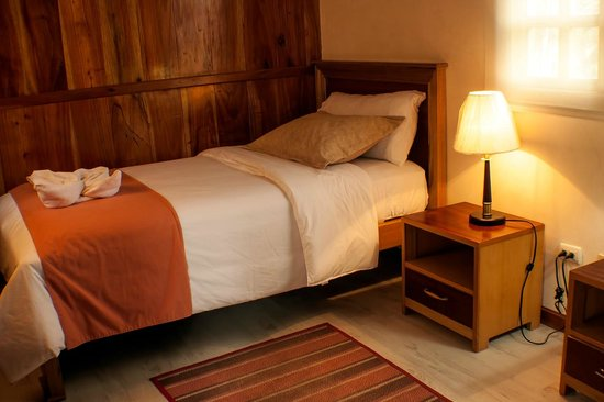 The Wooden House Lodge: Twin Room