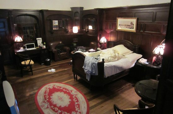 Astor House Hotel: The Marconi room