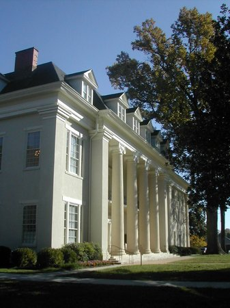 Athens Visitors Center: Historic Founder's Hall, Athens State University - Athens, AL