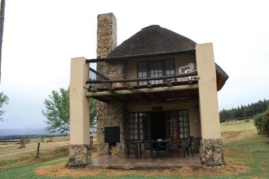 Lodge Zebra Ardmore Guest Farm