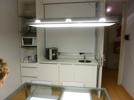 Design Suites Buenos Aires: Kitchen