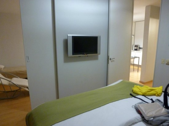 Design Suites Buenos Aires: From main bedroom