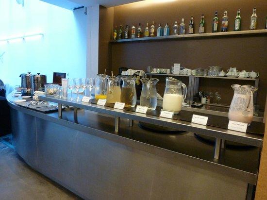 Design Suites Buenos Aires: Breakfast