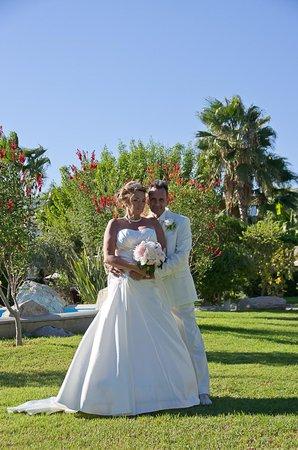 Atrium Palace Thalasso Spa Resort & Villas : in hotel grounds