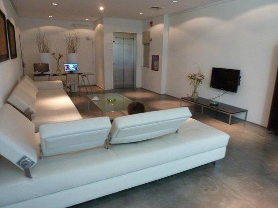 Design Suites Buenos Aires: TV room