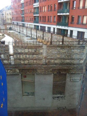 """Fraser Residence Budapest: """"utsikten"""""""