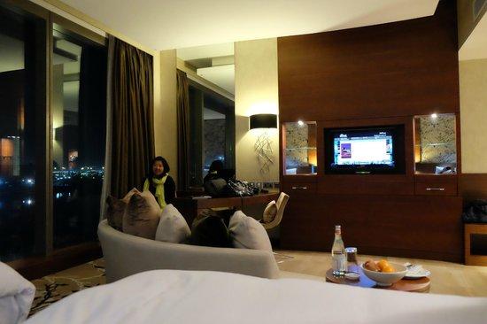 Fairmont Bab Al Bahr : The room