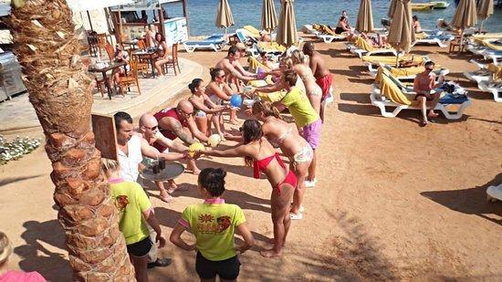 Xperience Sea Breeze Resort: fun and games