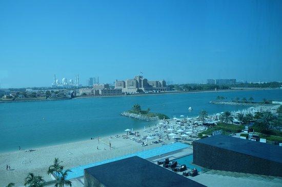 Fairmont Bab Al Bahr: View