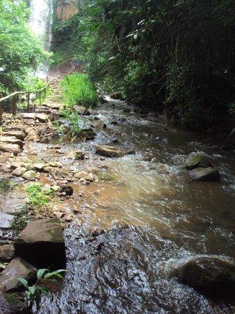 Tres Quedas Waterfall: Sítio 3 quedas