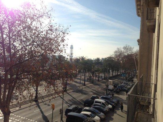 Hotel Duquesa de Cardona: great