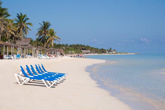 Tryp Cayo Coco Playa Beach