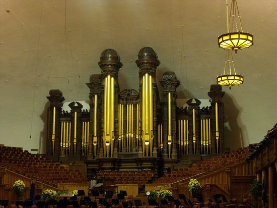 The Tabernacle: Tabernacle Organ