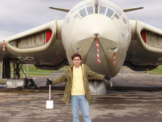 Yorkshire Air Museum: Air Museum - Foto 1 - 2004