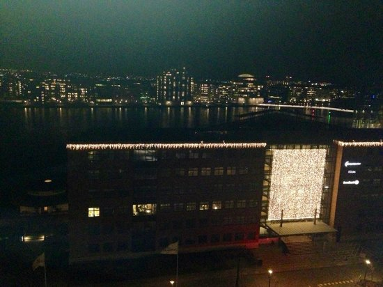 Tivoli Hotel: view