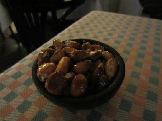 La Tia Rica: Awesome fried-corn