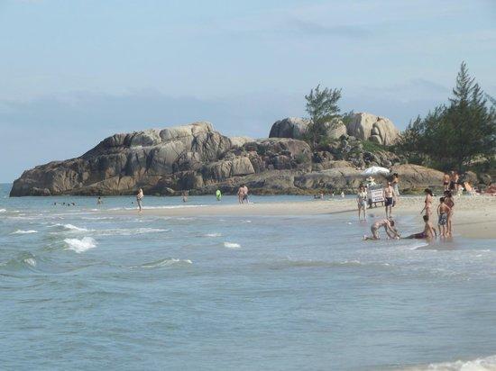Barra Beach : Praia da Barra