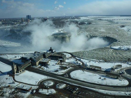 Niagara Falls Marriott Fallsview Hotel & Spa: Horseshoe Falls