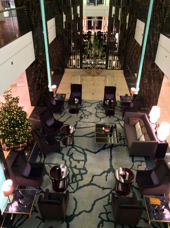 Waldorf Astoria Berlin : Lobby