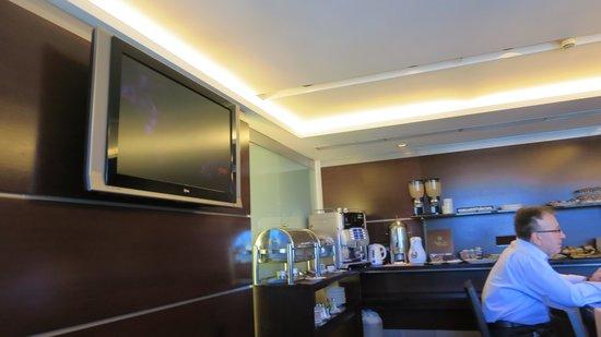 Sheraton Libertador Hotel: Club Room