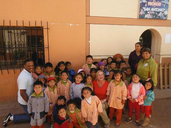 Destination Peru Tours: Group Picture