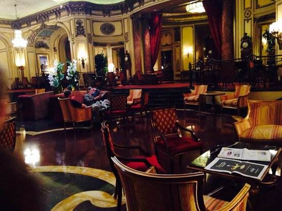 The St. Regis Rome: Main loune