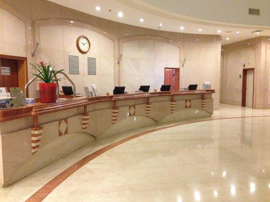 Dan Panorama Eilat : reception