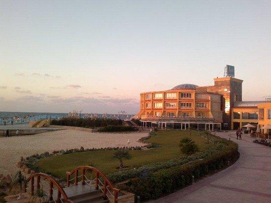 Mediterranean Azur Hotel : منظر عام