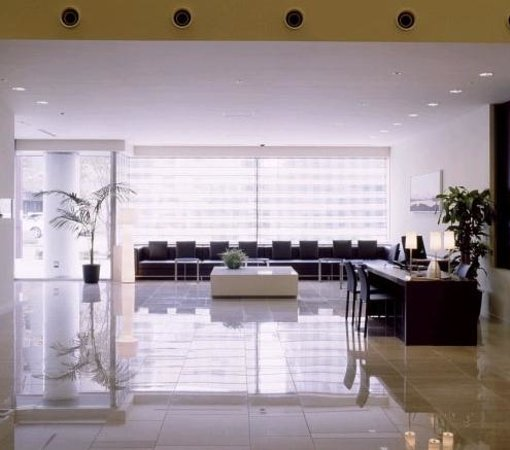 Richmond Hotel Fukushimaekimae: Lobby