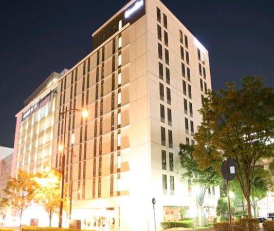 Richmond Hotel Fukushimaekimae: Exterior