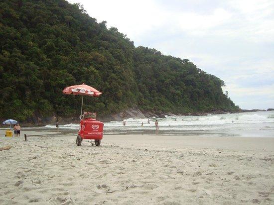 Itamambuca Beach: Praia Itamambuca