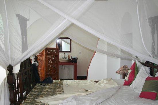 The Swahili House: chambre 1
