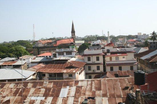 The Swahili House : vue restaurant