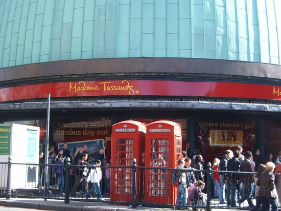 Madame Tussauds London: Madame Tussauds