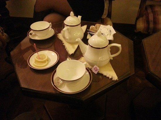 Hotel President Terme: Tè