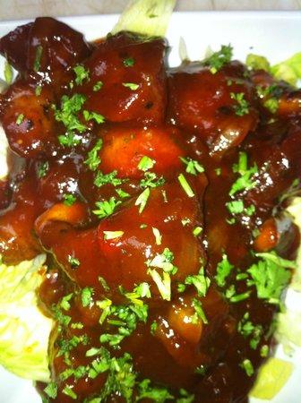 """A la Vara : Carne Frita estilo """"Alavara Oriental"""""""
