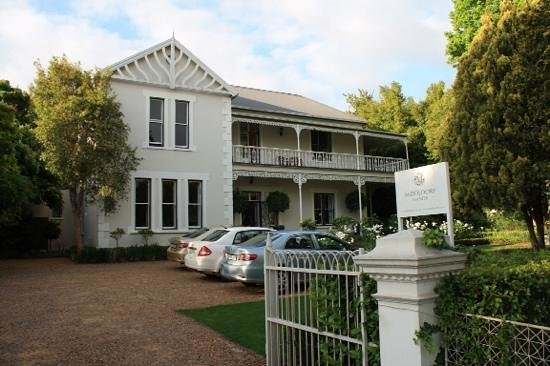 Middedorp Manor, Stellenbosch