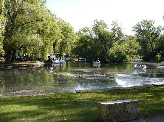 Parc des Îles de Toronto : auf Toronto Island