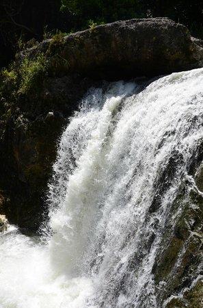 Parador Villas Sotomayor : Cascadas Las Cacadas
