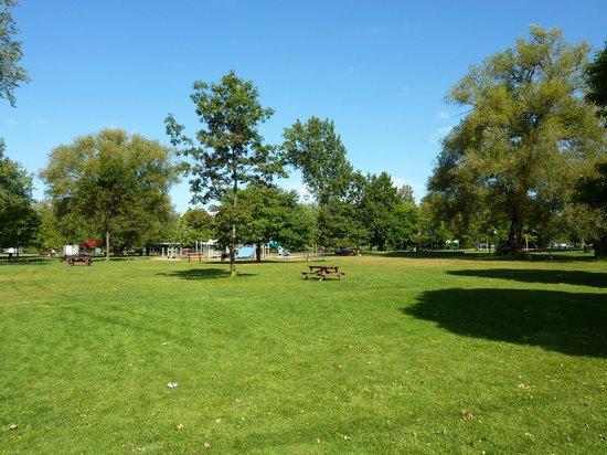 Toronto Island Park: Park