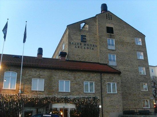 Elite Hotel Arcadia : Wow