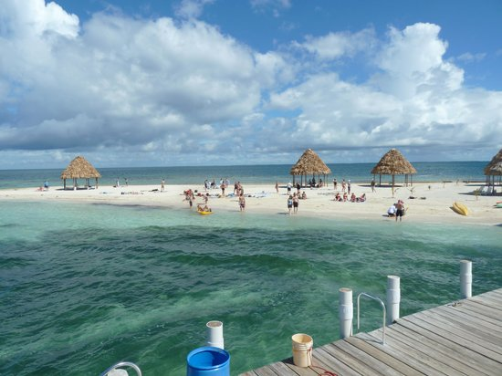 Belize Cruise Excursions Breathtaking Beaches On Rendezvous Caye