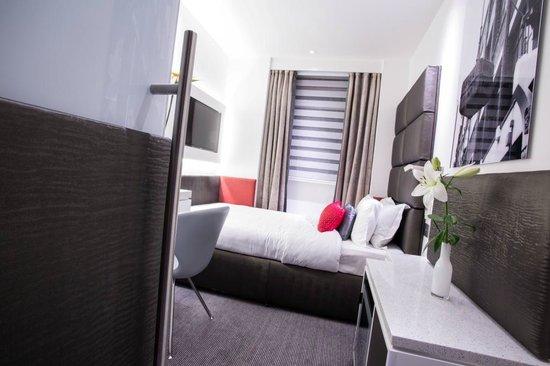 Henley House Hotel: Guestroom- Single