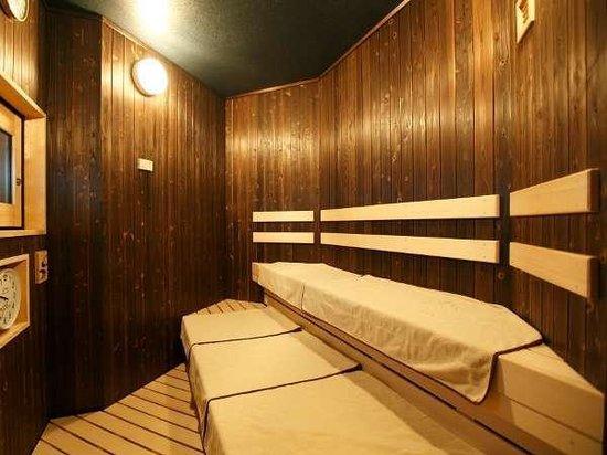 Dormy inn Premium Wakayama: Sauna